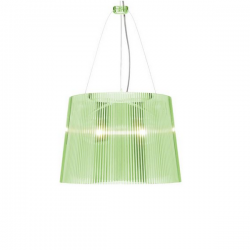 Kartell Ge Pendant Light Green
