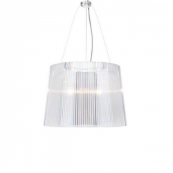 Kartell Ge Pendant Light Crystal