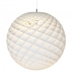 Louis Poulsen Patera Pendant Light White 90cm