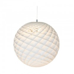 Louis Poulsen Patera Pendant Light White 45cm
