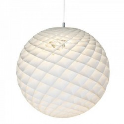 Louis Poulsen Patera Pendant Light White 60cm