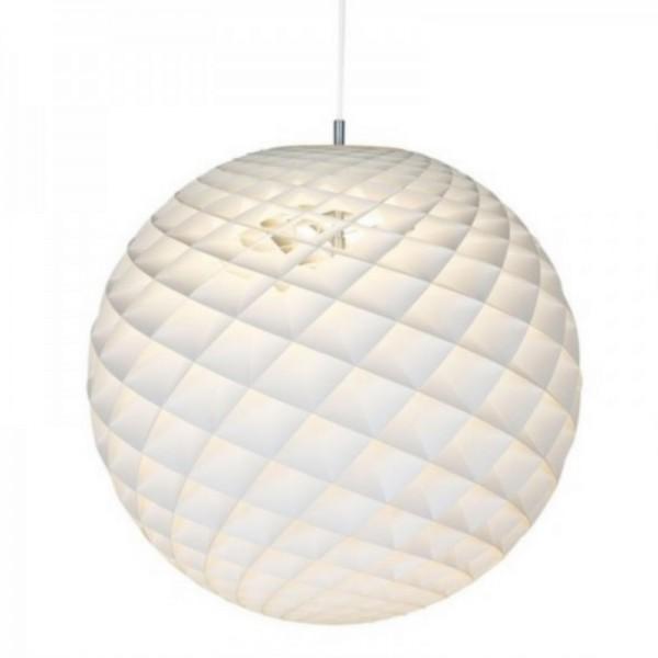 Louis Poulsen Patera Pendant Light White 60cm