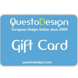 Questo Design Gift certificate