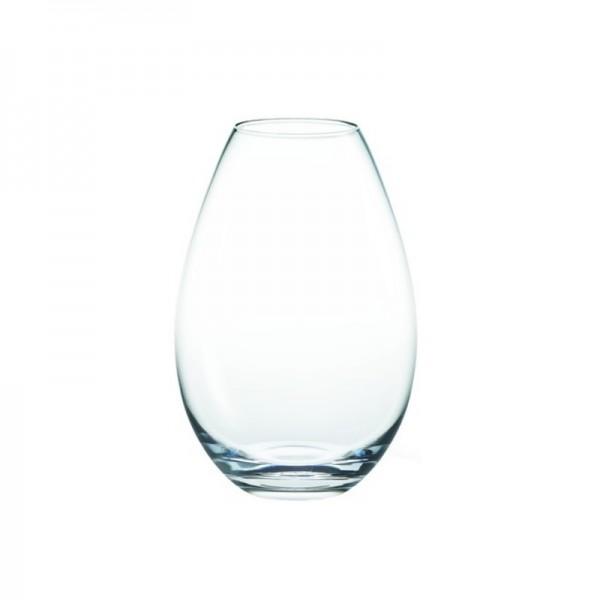 Holmegaard Cocoon Vase Clear