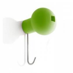 Magis Globo Wall Coat Hanger Green