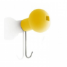 Magis Globo Wall Coat Hanger Light Yellow