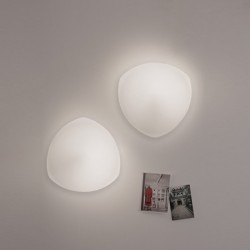 Nemo Asia Wall/Ceiling Lamp