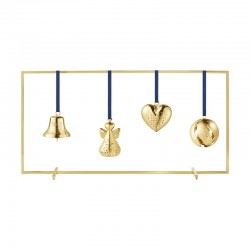 Georg Jensen Christmas Display Gold Plated Sale