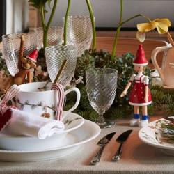 Kay Bojesen Christmas Lise Red/Blue/white