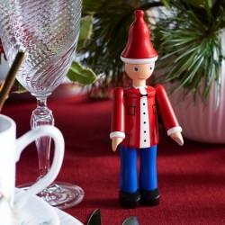 Kay Bojesen Christmas Ole Red/Blue/white