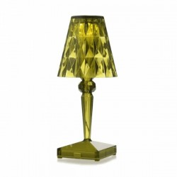 Kartell Battery Led Table Lamp Green*
