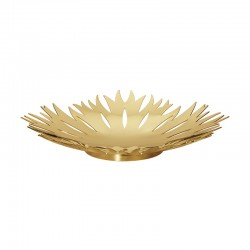 Georg Jensen 2020 Ice Flower Bowl, Medium