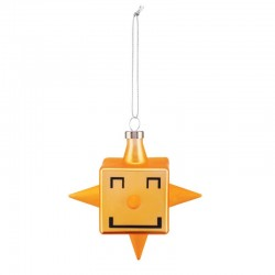 Alessi Cubik Star, Christmas Ornament