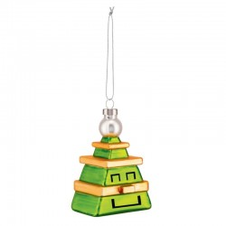 Alessi Cubik Tree Christmas Ornament