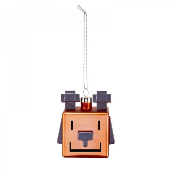 Alessi Cubik Dear Deer Christmas Ornament