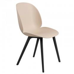 Gubi Dining Beetle Chair, Plastic Edition