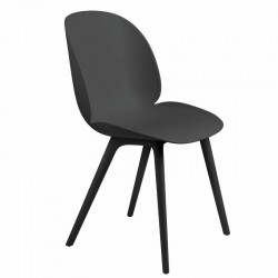 Gubi Dining Beetle Chair, Plastic Edition