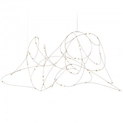 Mooi Flock Of Light Pendant
