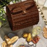 Alessi Dressed en Plein Air Picnic Basket