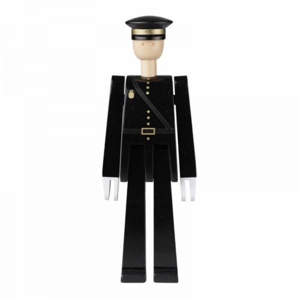 Kay Bojesen Policeman in Black