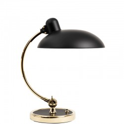 Fritz Hansen Kaiser Idell Table Lamp 6631-T, Special Edition Brass