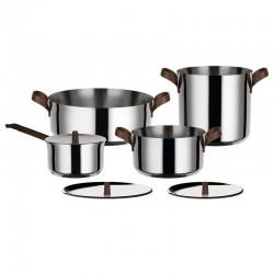 Alessi Edo Cookware Set