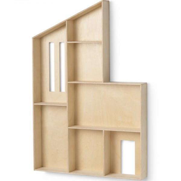 Ferm Living Miniature Funkis House - Shelf