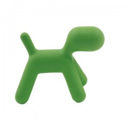 Magis Puppy Kids Chair Green