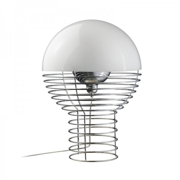 Verpan Wire Table Lamp Large