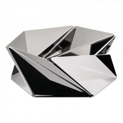 Alessi Kaleidos Bowl Stainless Steel