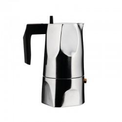 Alessi Ossidiana Stovetop Espresso Maker