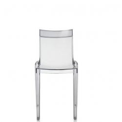 Kartell Hi-Cut Chair Crystal - Crystal