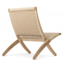 Carl Hansen & Søn Cuba Chair Paper Cord