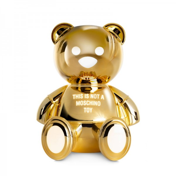 Kartell Moschino Toy Table Lamp Gold