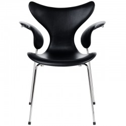 Fritz Hansen Lily Armchair Fully Upholstered