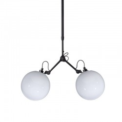 DCW Lampe Gras 305 Ceiling Light - Glas