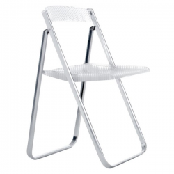 Kartell Honeycomb Chair Transparent (B4)