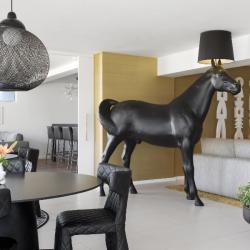Moooi Horse Lamp