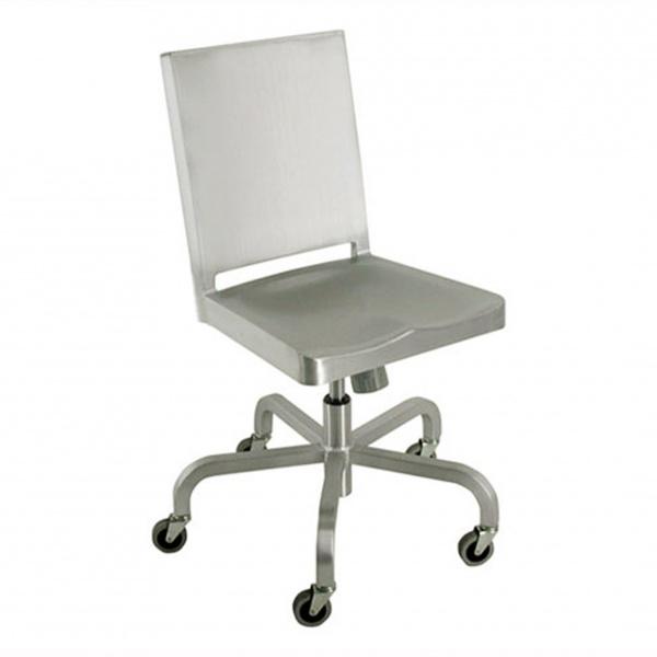 Emeco Hudson Swivel Chair