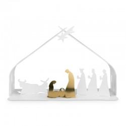 Alessi Bark Crib White Sale