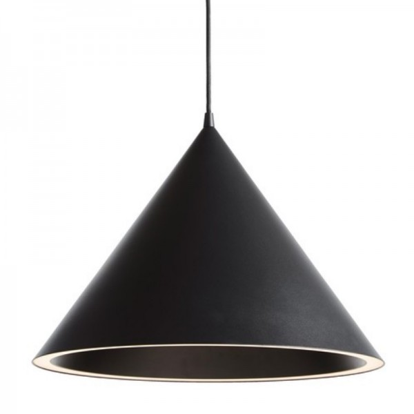 Woud Annular Pendant Large Black Sale