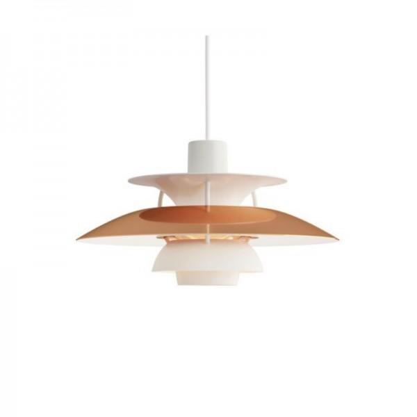 Louis Poulsen PH5 Mini Copper Pendant Lamp