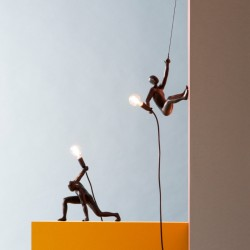 Workworthy Climber Lamp