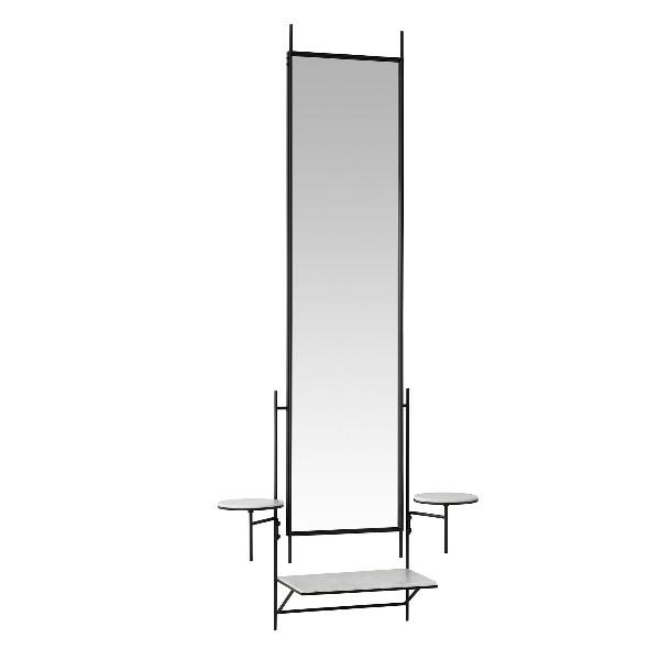 Fritz Hansen Wall Mirror White
