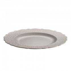 Alessi Dressed en Plein Air Dinner Plate 4 Pieces