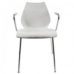 Kartell Maui Chair with Armrest