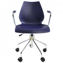 Kartell Maui Girevole Chair with Armrest