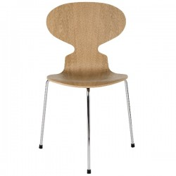 Fritz Hansen Ant Clear Lacquer 3100 ( 3 legs)