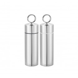 Georg Jensen Bernadotte Salt and Pepper Grinders Set