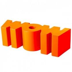 Slide Wow Bench Orange Sale